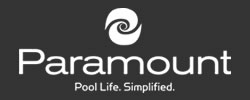 Paramount - Pool Life Simplified Official Logo