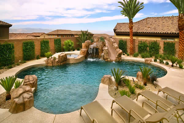View 360 Exteriors Pool & Spa Photo Gallery