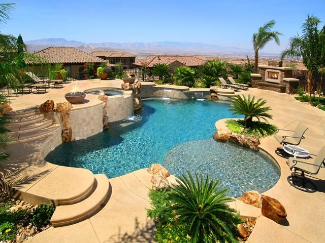Custom Pool & Spa Builder of Las Vegas