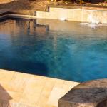Desertscape Pool Area Daylight