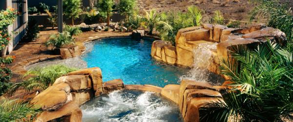 360 Exteriors custom pool builders