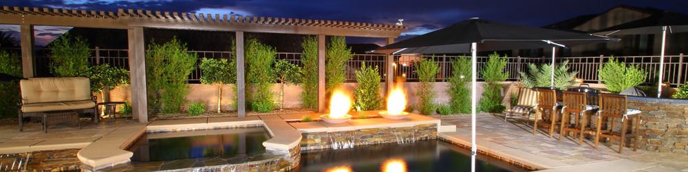 Professional Custom Pool Construction Services of Las Vegas - 360 Exteriors of Las Vegas