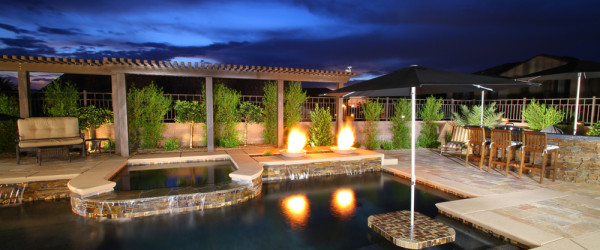 Professional Custom Pool Construction Services of Las Vegas - 360 Exteriors of Las Vegas