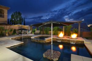 360 Exteriors Pool & Spa Custom Pool Build - Anthem, Nevada