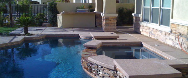 No Pressure Pool Contractor Services of Las Vegas, Nevada - 360 Exteriors