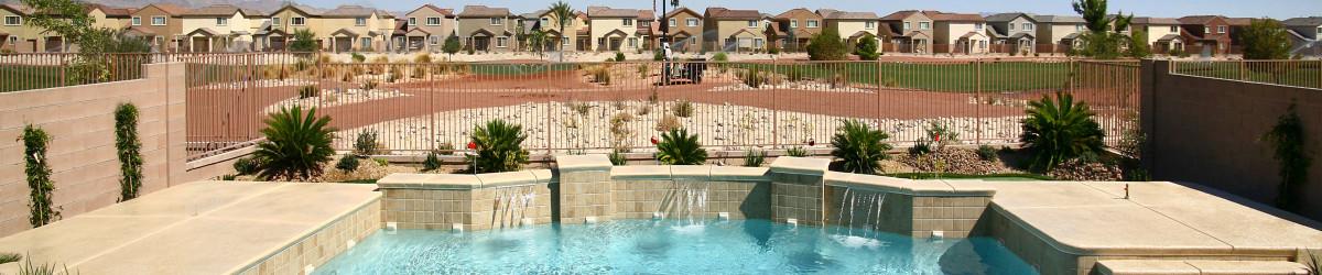 (64) Superior Custom Pool Design & Construction Services of Las Vegas, Nevada - 360 Exteriors