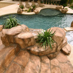 Rockscape Pool Contractor Las Vegas, Nevada - 360 Exteriors Pool & Spa