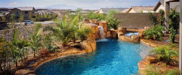Custom Pool Contractor Services of las Vegas, Nevada - 360 Exteriors Pool & Spa