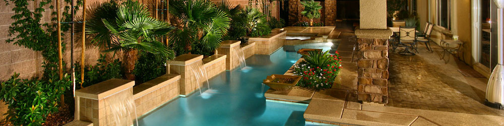 Professional Pool & Spa Design of Las Vegas, Nevada - 360 Exteriors