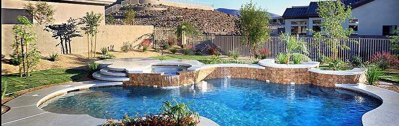 39 Custom Pool and Spa Design of Las Vegas, Nevada