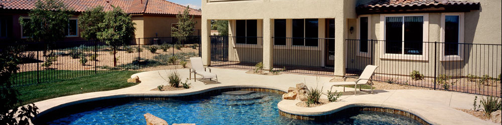 Call 360 Exteriors today for all your custom pool & spa design needs