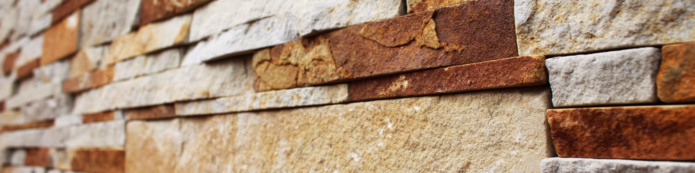 Rustic Stacked Stone