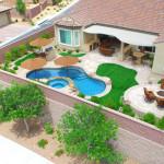 Kevin & Ellen S. Custom Pool & Spa by 360 Exteriors Pool & Spa