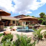 Beautiful landscaping design