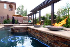 Custom Pool & Spa - 360 Exteriors Pool & Spa of Las Vegas, NV