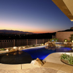 Custom Swimming Pools & Spas Designed by 360 Exteriors Pool & Spa of Las Vegas, Nevada